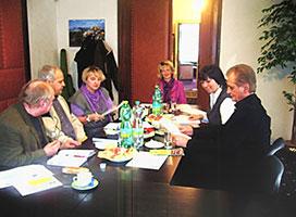 koordinační schůzka